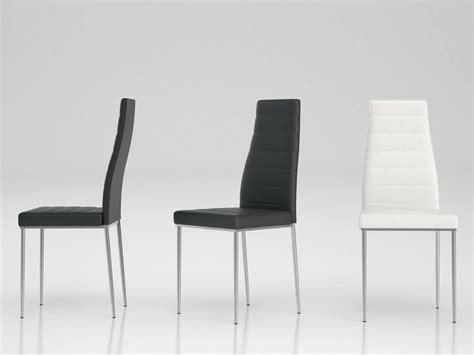sedie moderne ecopelle dafne sedia in ecopelle