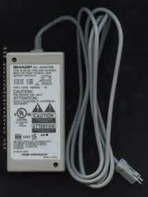 Power Supply Tv Sharp Lc40le355m buy sharp uadp0243cepz ac power cord