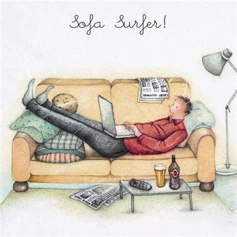 sofa surfer cards 187 sofa surfer 187 sofa surfer berni parker designs