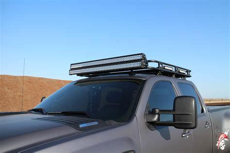 truck roof led light bar the roof mounted led light bar is the cab visor s cousin