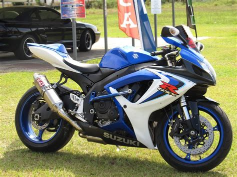 Suzuki Gsxr 600 Sale 2006 Suzuki Gsxr 600 600 Sportbike For Sale On 2040motos