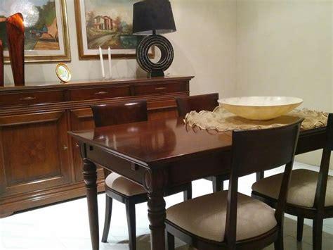 le fablier tavoli offerta tavolo sedie e credenza le fablier