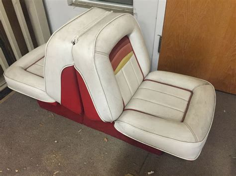 how to open back to back boat seats back to back folding lounge reclining boat seats inv 4