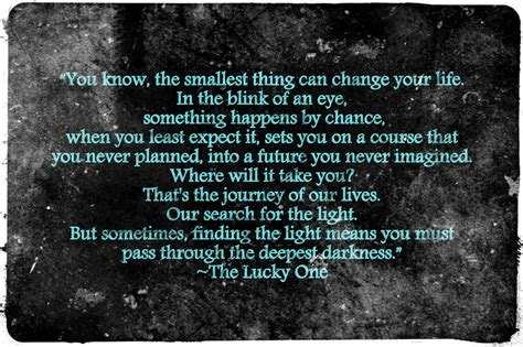 film quotes lucky wheel quotes from movie the lucky one quotesgram