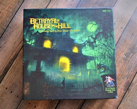 betrayal at house on the hill betrayal at house on the hill the creepy board game review the domestic geek blog