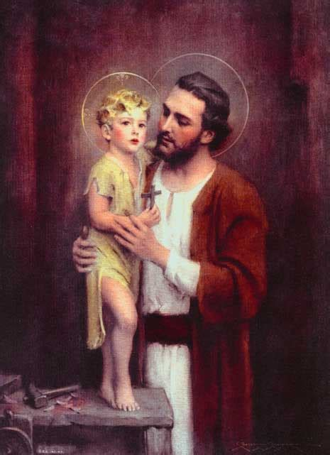 St Joseph S Mba by A Beautiful Prayer For St Joseph S Intercession