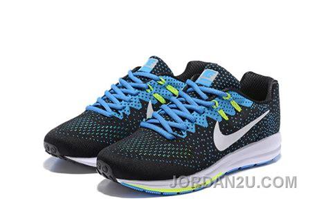 Nike Air Zoom Structure 20 Original Size Eu 44 0608 849576 nike air zoom structure 20 black blue laces