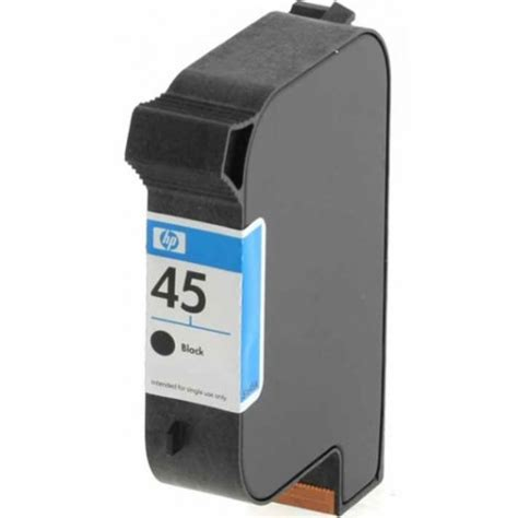 Hp 45 Black Original Ink hp 45 black cartridge