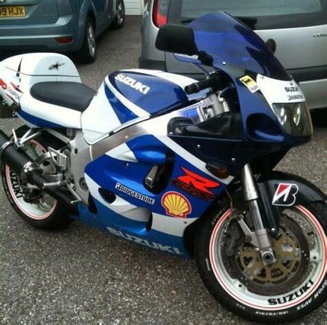 1999 Suzuki Gsxr 1000 Suzuki Gsxr Srad 1999 750cc Motorcycle Motorr 228 Der