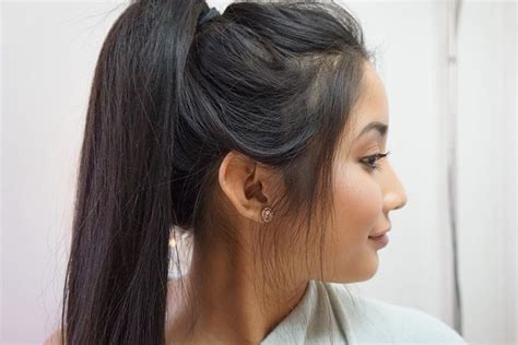 28 messy ponytails for every occasion 2017 hairstyle guru