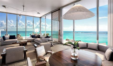 living room ft lauderdale auberge plage r 233 sidences fort lauderdale luxe bord de l