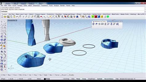 tutorial video rhino 1 rhino 3d beginners tutorial tips part1 rhino for