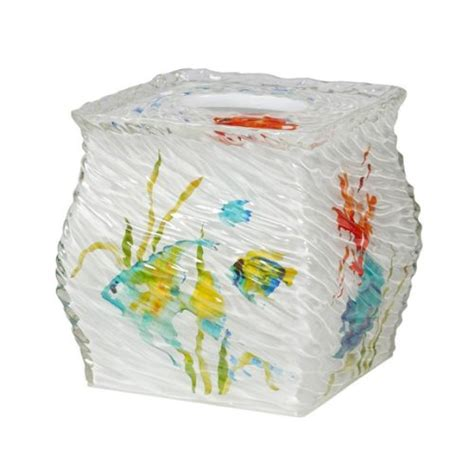 Fish Bathroom Accessories Tropical Fish Bathroom Decor