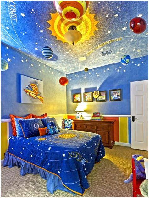 Space Room Decor 11 The Top Themes For Bedroom