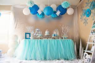 frozen decorations kara s ideas frozen birthday