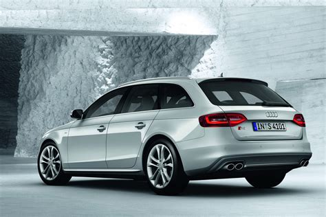 Audi A4 2013 Facelift by 2013 Audi A4 Facelift Revealed Autoevolution