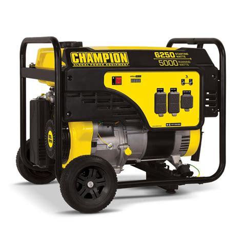 ryobi 5 500 watt gasoline powered portable generator