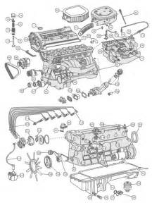 mercedes engine 1990 92 300ce external engine images frompo