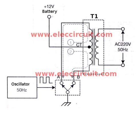 mosfet transistor oscillator ic 555 inverter circuit using mosfet