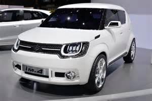 Cars Like Suzuki Suzuki S Geneva Concepts Look Like Production Cars To Us