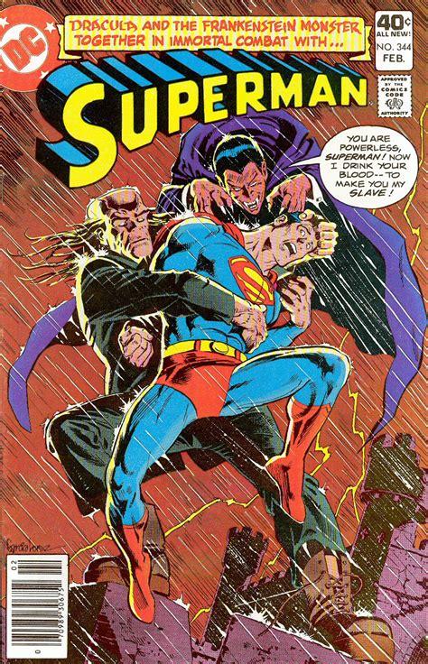 Ending Of Ex Machina Dc Histories Superman Vs Vampires