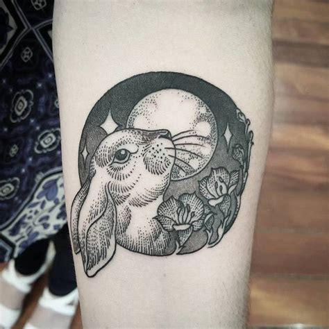 cute bunny tattoo designs 55 gorgeous rabbit designs designwrld
