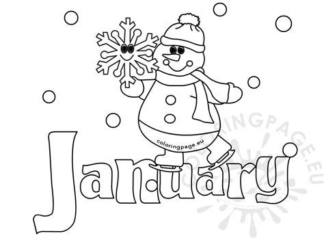 january coloring pages printable january coloring pages captivating design ideas