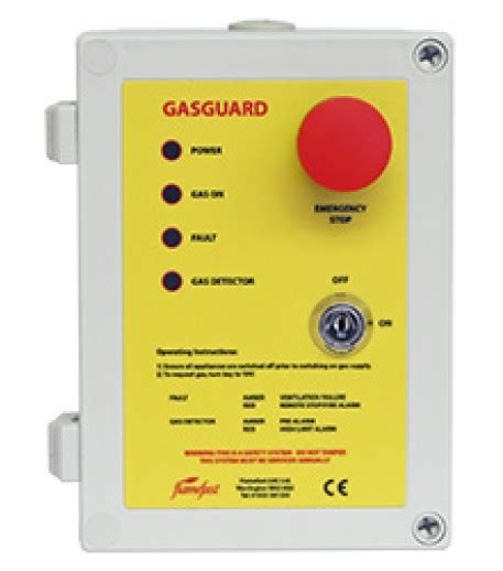 flamefast gas safety