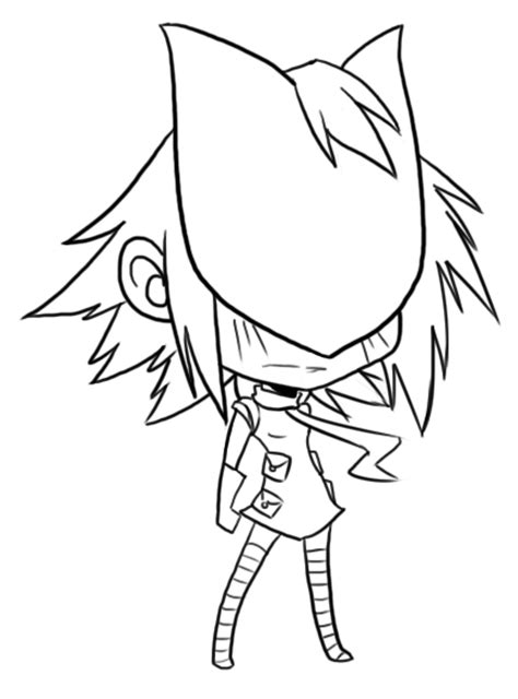 gorillaz coloring pages coloring pages