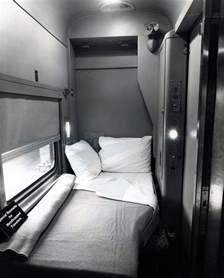 heritage sleeping car roomette 1983 amtrak history of