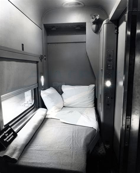 Amtrack Sleeper Car by Heritage Sleeping Car Roomette 1983 Amtrak History Of
