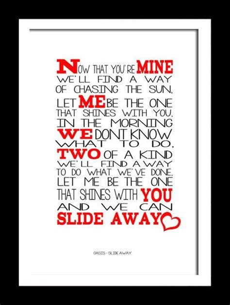 tattoo oasis lyrics 14 best images about oasis lyrics on pinterest