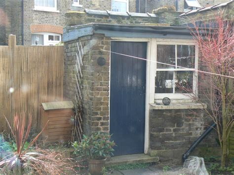 convert  brick shed   office conversions general