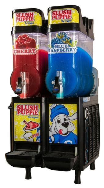 slush puppy machine used slush puppie machines