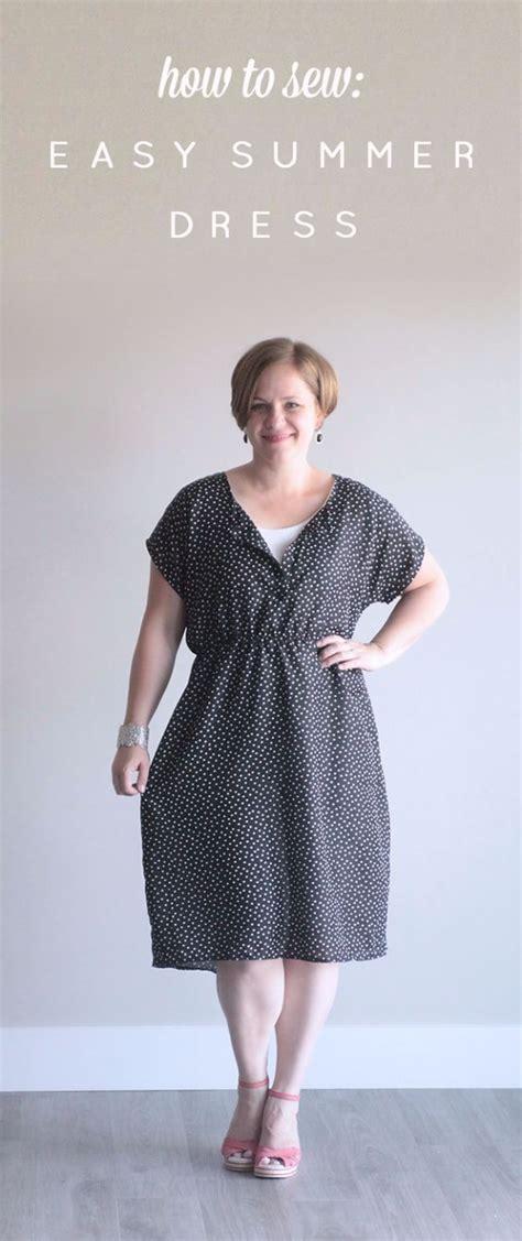design dress tutorial 15 fantastic diy summer dress designs with sewing