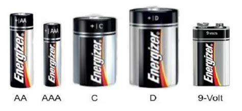 Baterai Ukuran C mengenal spesifikasi baterai panduan teknisi