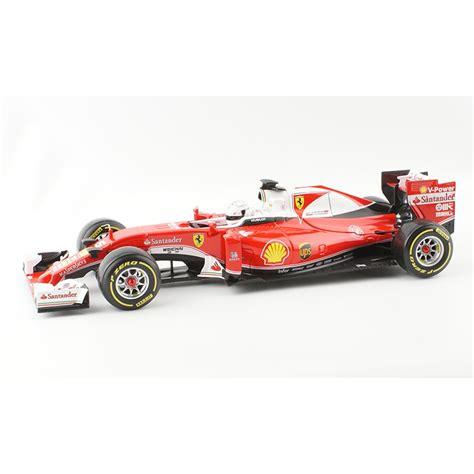 Ferrari F 16 H by Ferrari Sf16 H F1 2016 Sebastian Vettel Bburago 16802sv