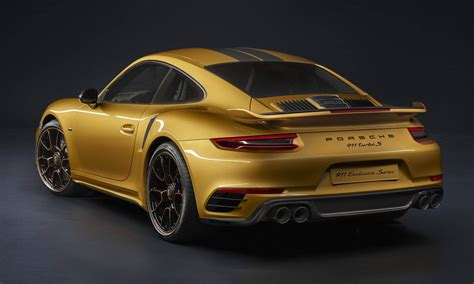 O Porscheu by Exclusive Series O Mais Potente Porsche 911 Turbo S