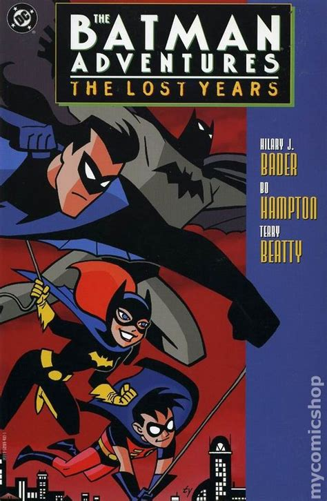 batman robin adventures vol 2 books batman adventures the lost years tpb 1999 dc comic books