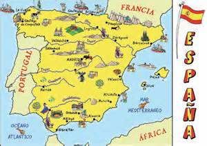 Map If Spain by Spain Map Google Search Thed 775 Pinterest Spain