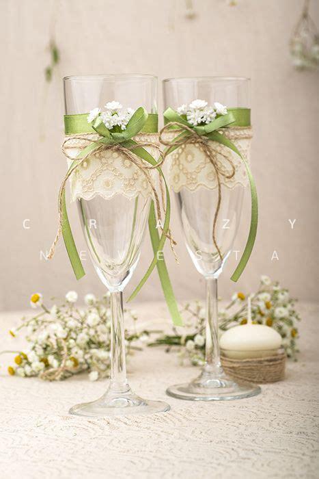 personalizzare i bicchieri da chagne con il fai da te