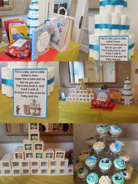 76 Best Images About Baby Shower Theme Noah S Ark On Nursery Rhymes Baby Shower Decorations