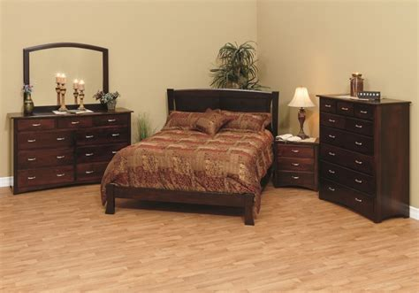 lexington cherry bedroom furniture lexington bedroom setting solid maple bedroom amish