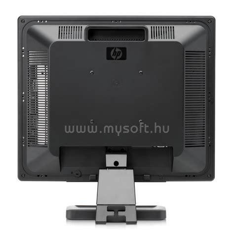 Lcd Monitor Hp Compaq Le1711 hp compaq le1711 17 inch lcd monitor em886aa 5 4 monitor mysoft hu