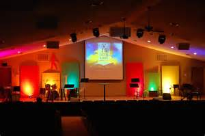 ped xing church stage design ideas