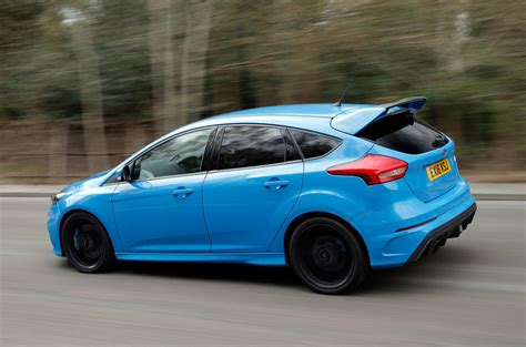 Ford Focus RS interior   Autocar