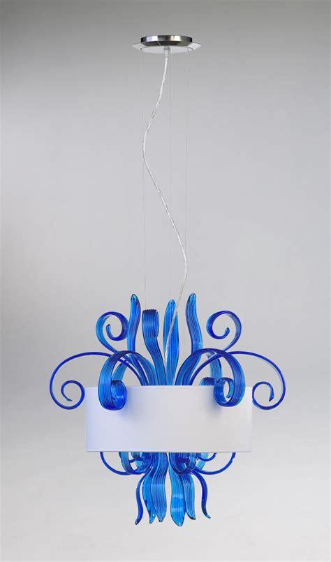jellyfish cyan small pendant light by cyan design