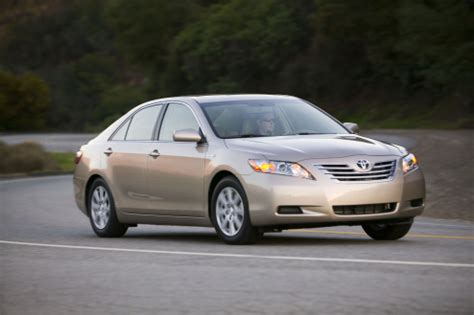 Build My Toyota Camry Toyota To Build Cng Hybrid Camry