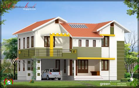 4 bhk modern contemporary home 1800 square kerala home design and floor plans architecture kerala 4 bhk contemporary style indian home elevation design in 2430 sq ft