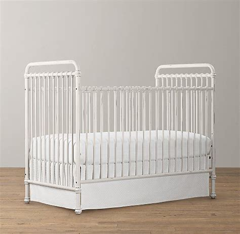 Restoration Hardware Iron Crib by Millbrook Iron Crib B A B Y F E V E R